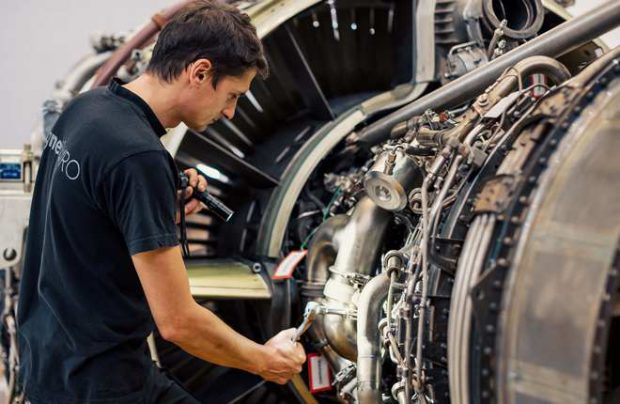 Magnetic MRO engine services