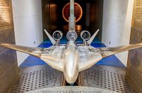 Russia's flying wing