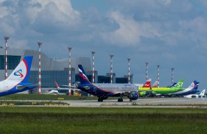 Russian airlines September traffic